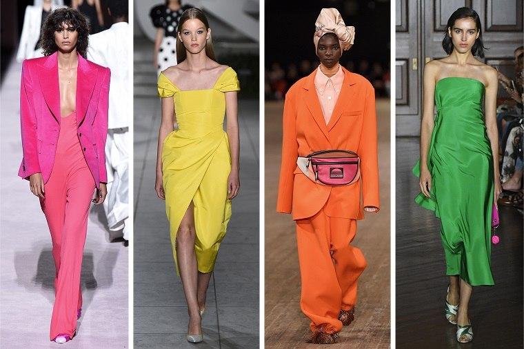 moda para mujer-primavera-verano-tendencias-color