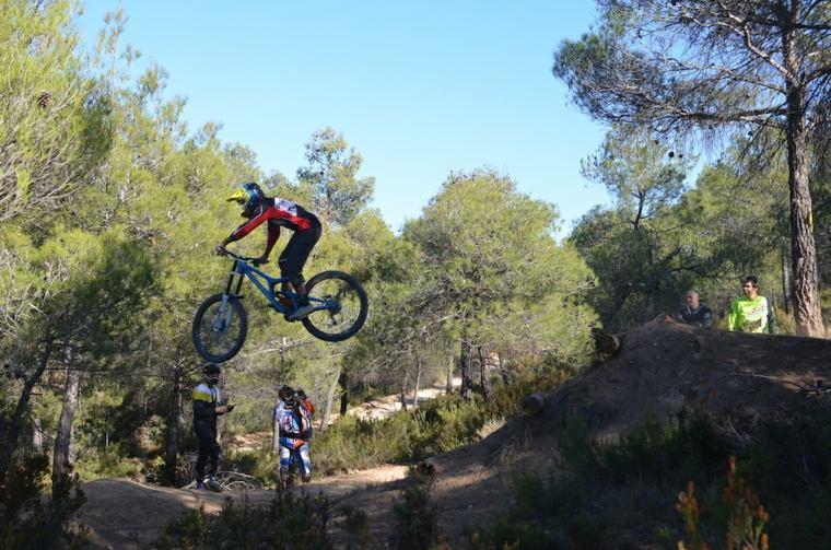 parques de MTB en España