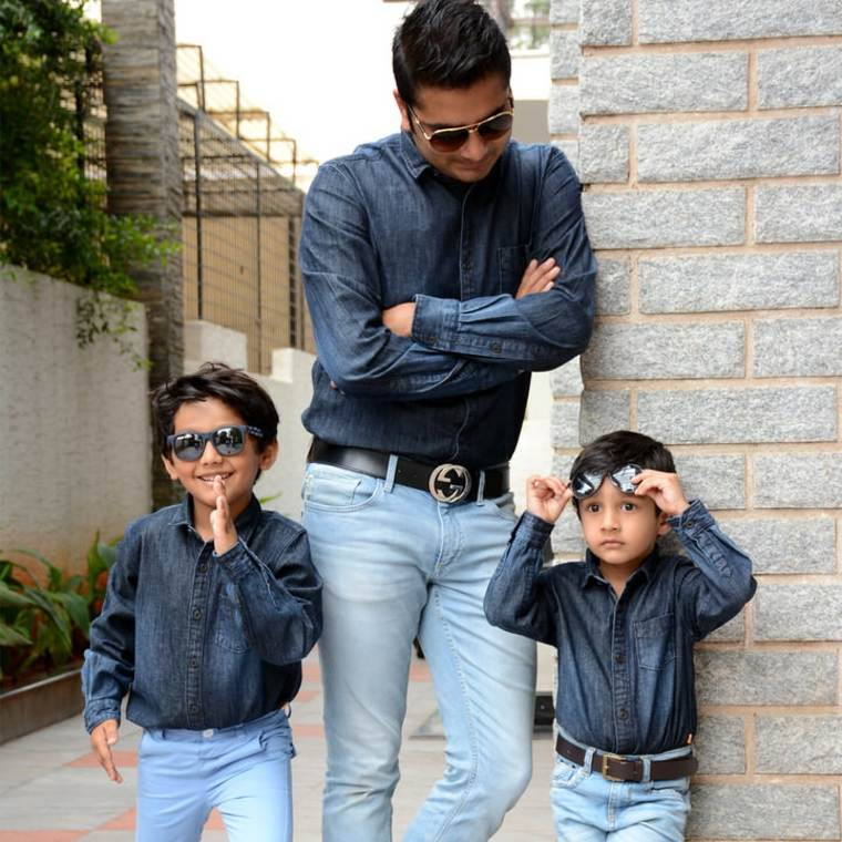 padres-e-hijos-vestidos-igual