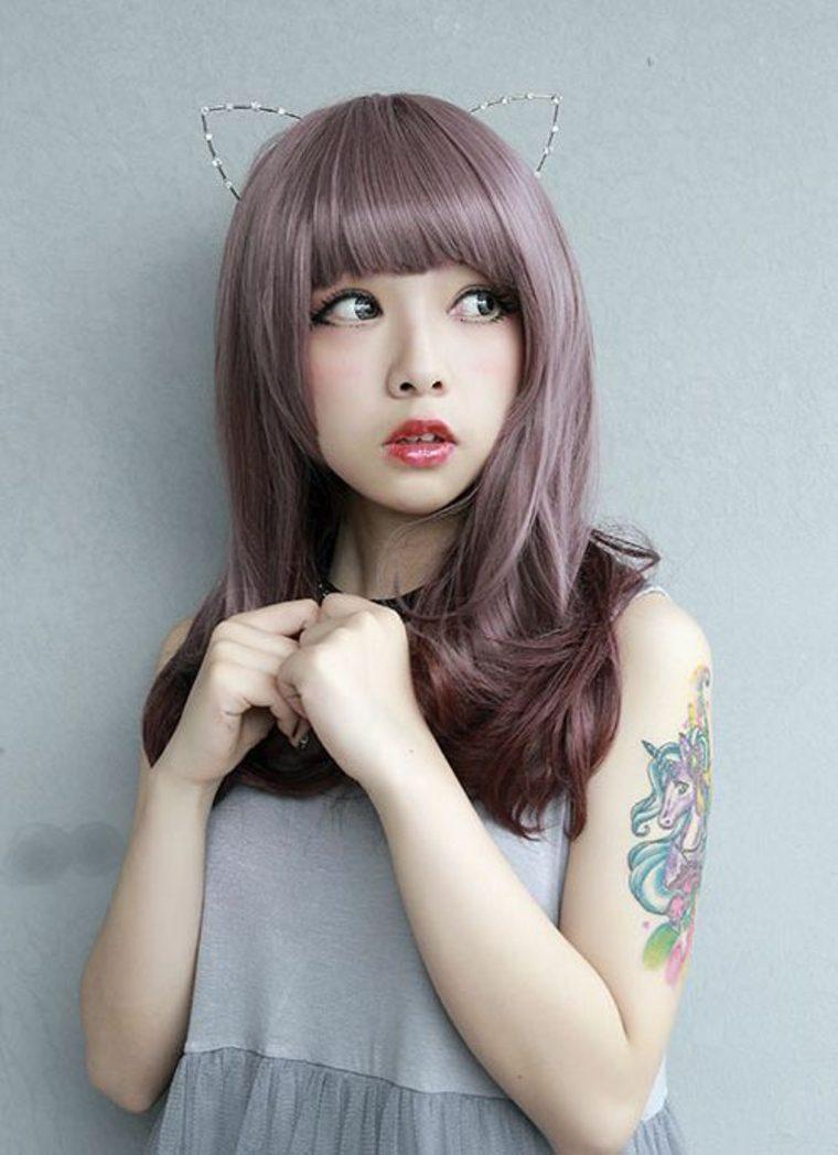 estupendos peinados para chicas jovenes