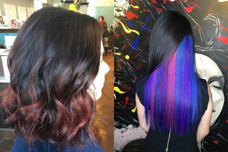 peinados modernos chicas adolescentes