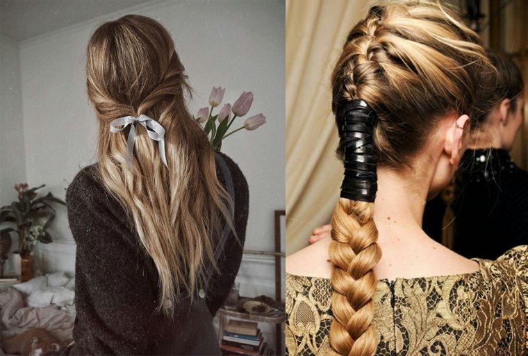 peinados faciles para chicas adolescentes