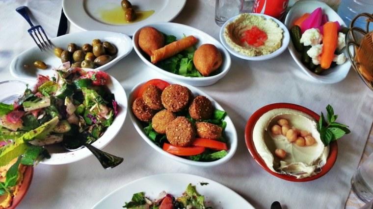 sabrosas recetas de cocina árabe