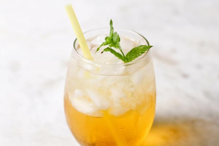 recetas de bebidas-alcohol-julepe-de-menta