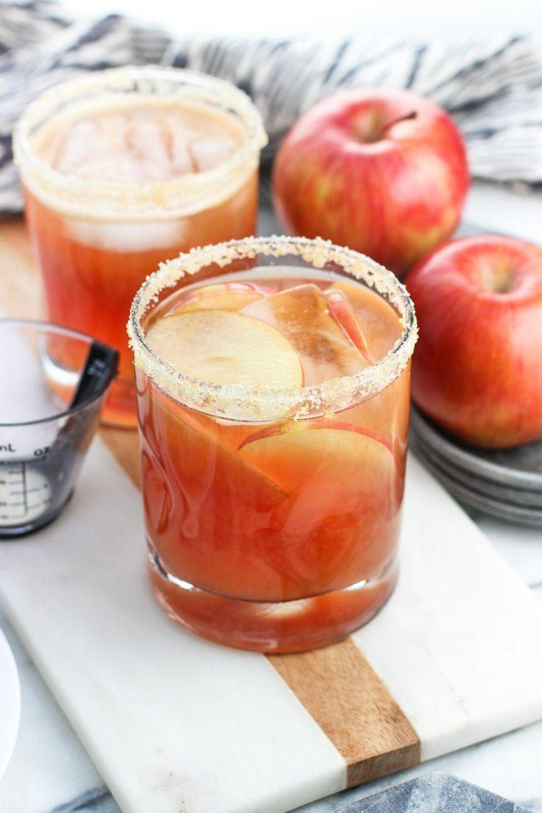 recetas de bebidas-alcohol-sidra-tequila
