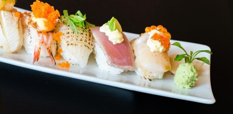 recetas de cocina faciles-sushi-casero