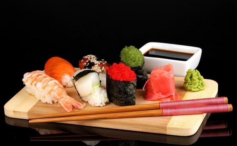 recetas faciles de preparar-sushi-casa