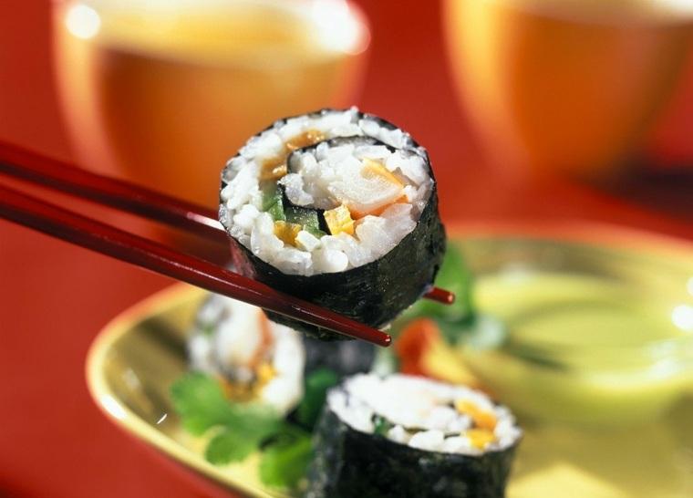 recetas faciles de preparar-sushi-principiantes
