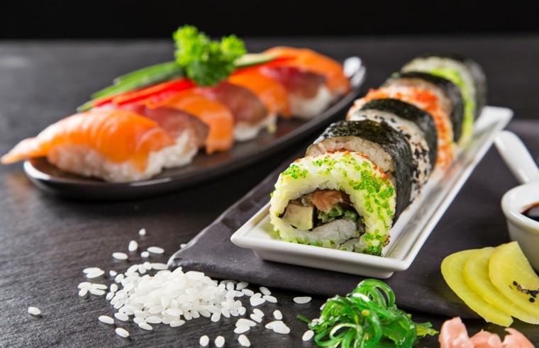 recetas faciles-principiantes-prerarar-sushi