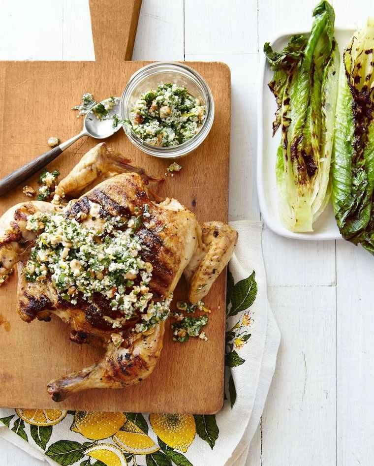recetas-rapidas-pollo-parilla-opciones