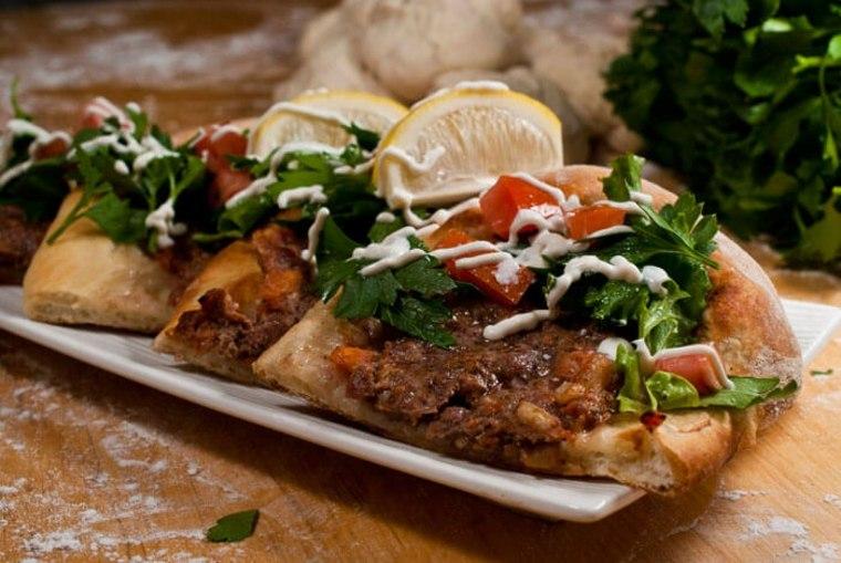 originales recetas de cocina árabe