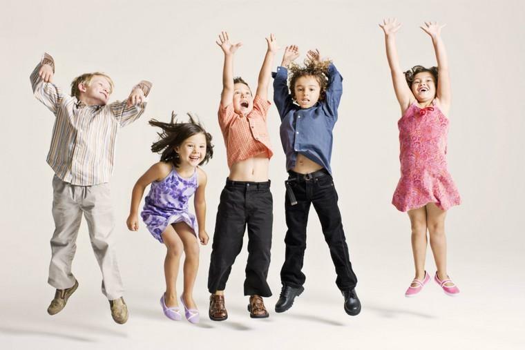 ropa infantil alegría