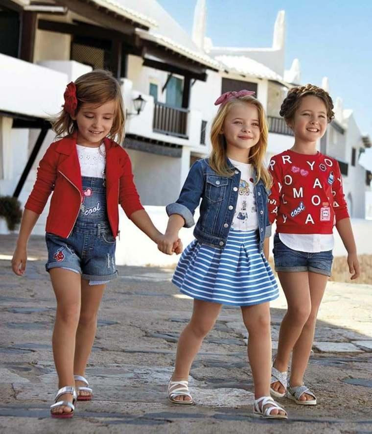 ropa infantil de-verano