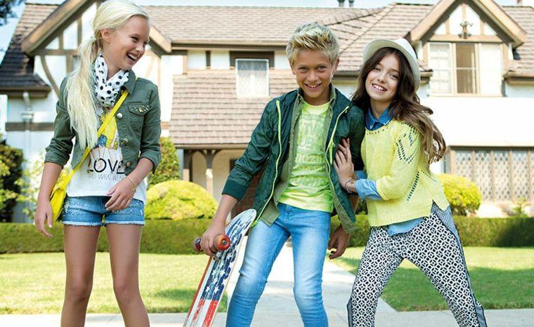 ropa infantil nuevas-tendencias