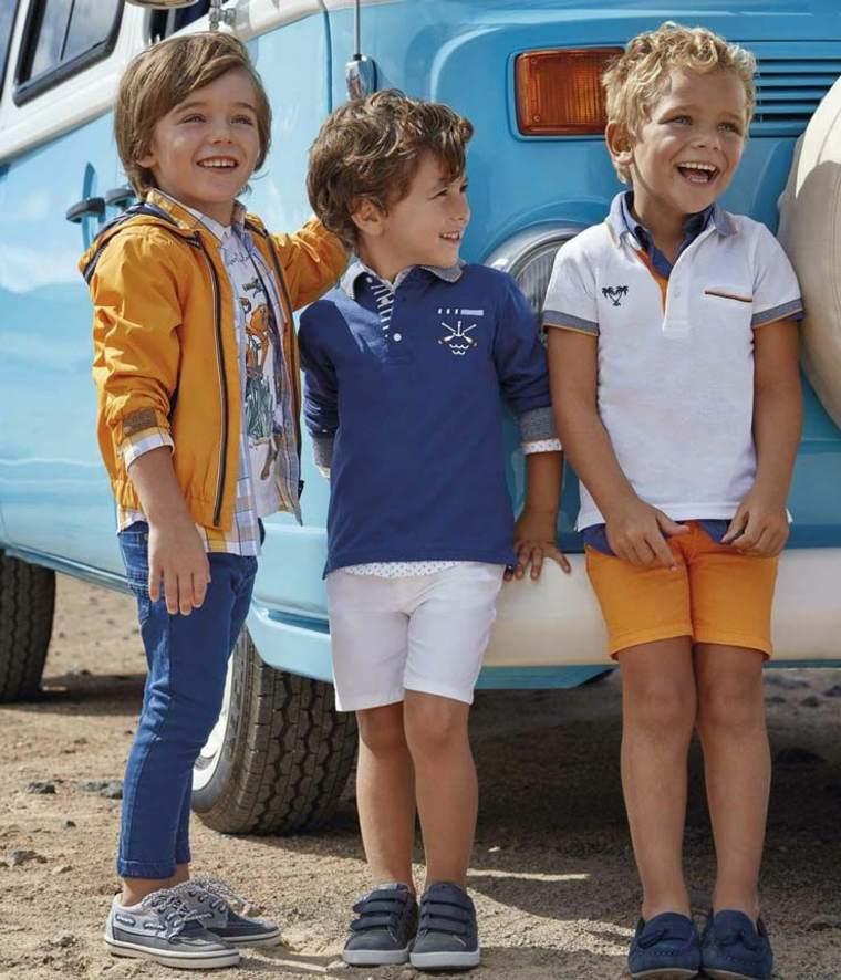 ropa infantil verano-2018