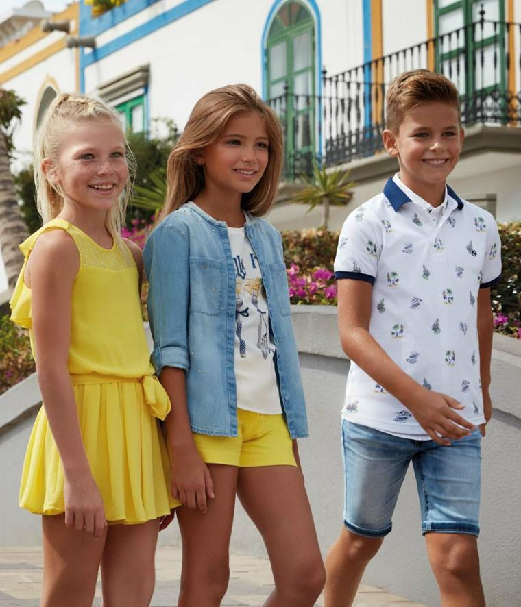 ropa-infantil-verano