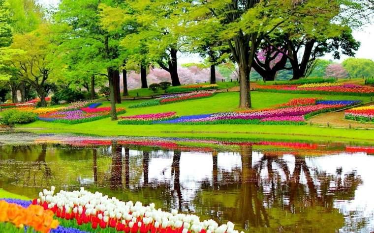 sistema de aguas-regar-jardines-bonitos