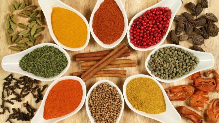 especias para cocina árabe