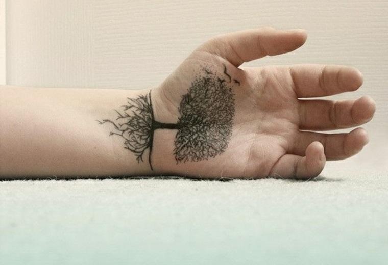 tatuaje-de-árbol