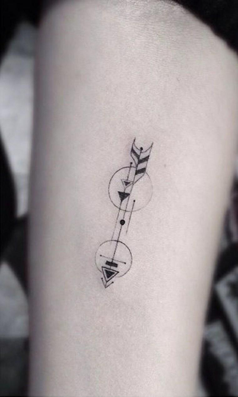 tatuaje-de-flecha-original