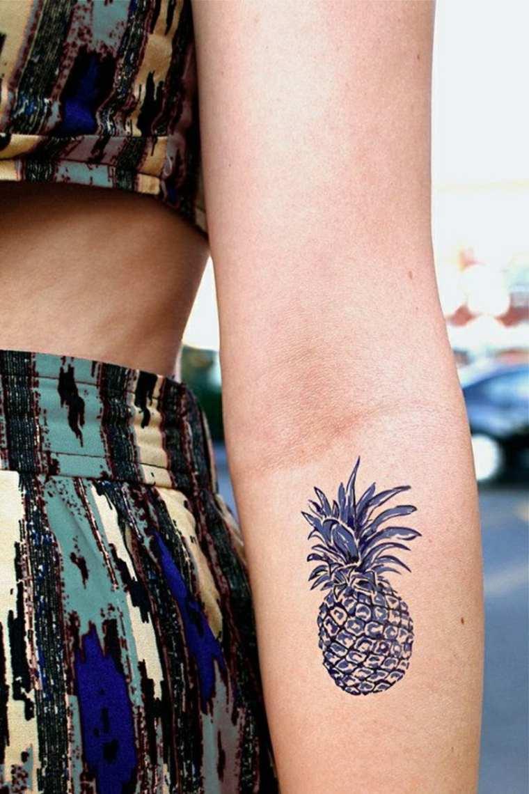 tatuaje-de-piña