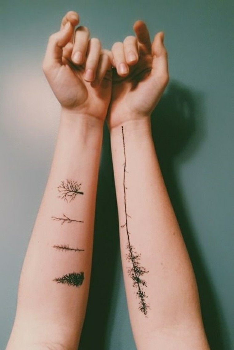 tatuajes-de-árboles