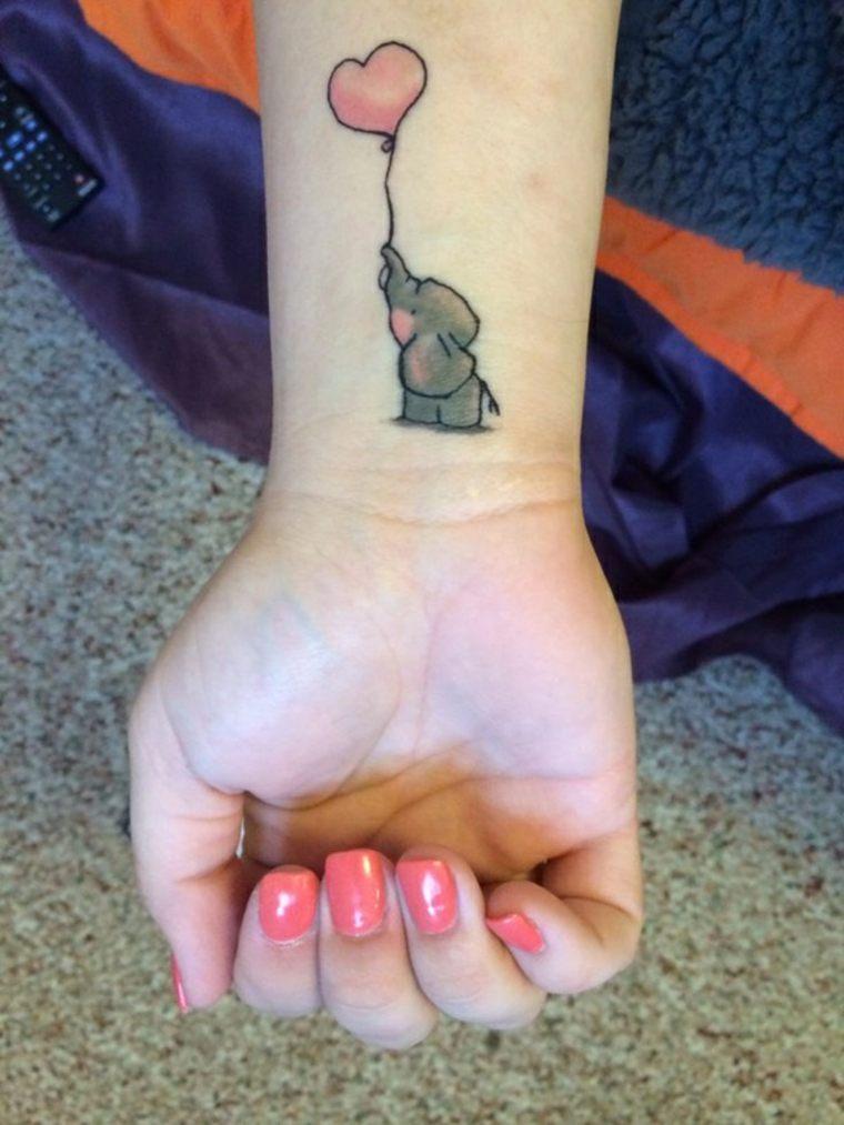 tatuajes-elefante-y-corazon