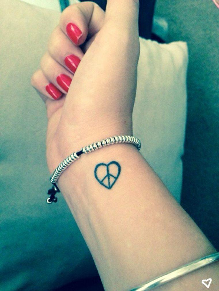 tatuajes-pequeños-corazon