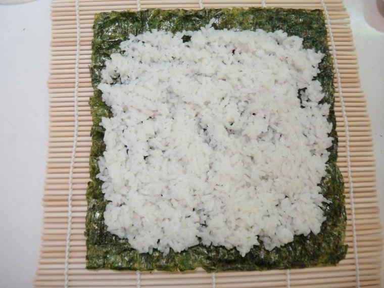 una receta de cocina-cocinar-sushi-facil
