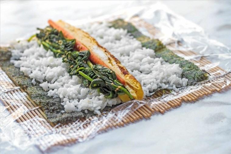 una receta de cocina-sushi-principiantes