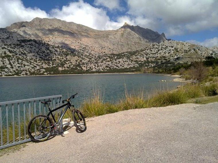 MTB en Alaro, Mallorca