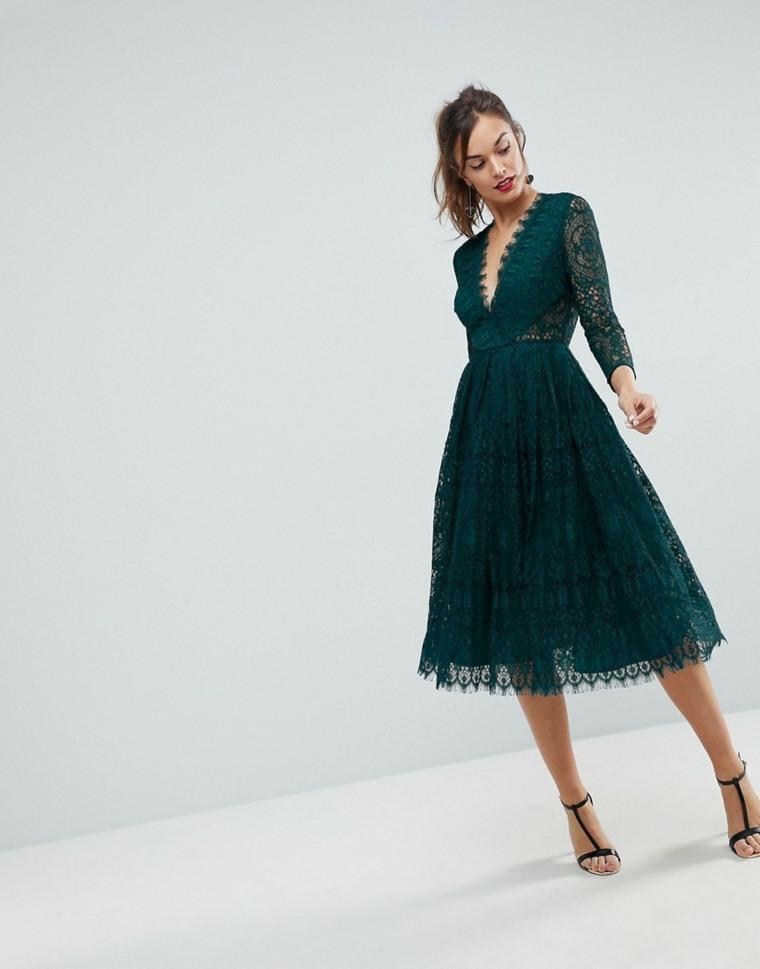 Vestidos De Moda Para Una Fiesta Vestidos De Punto 2019