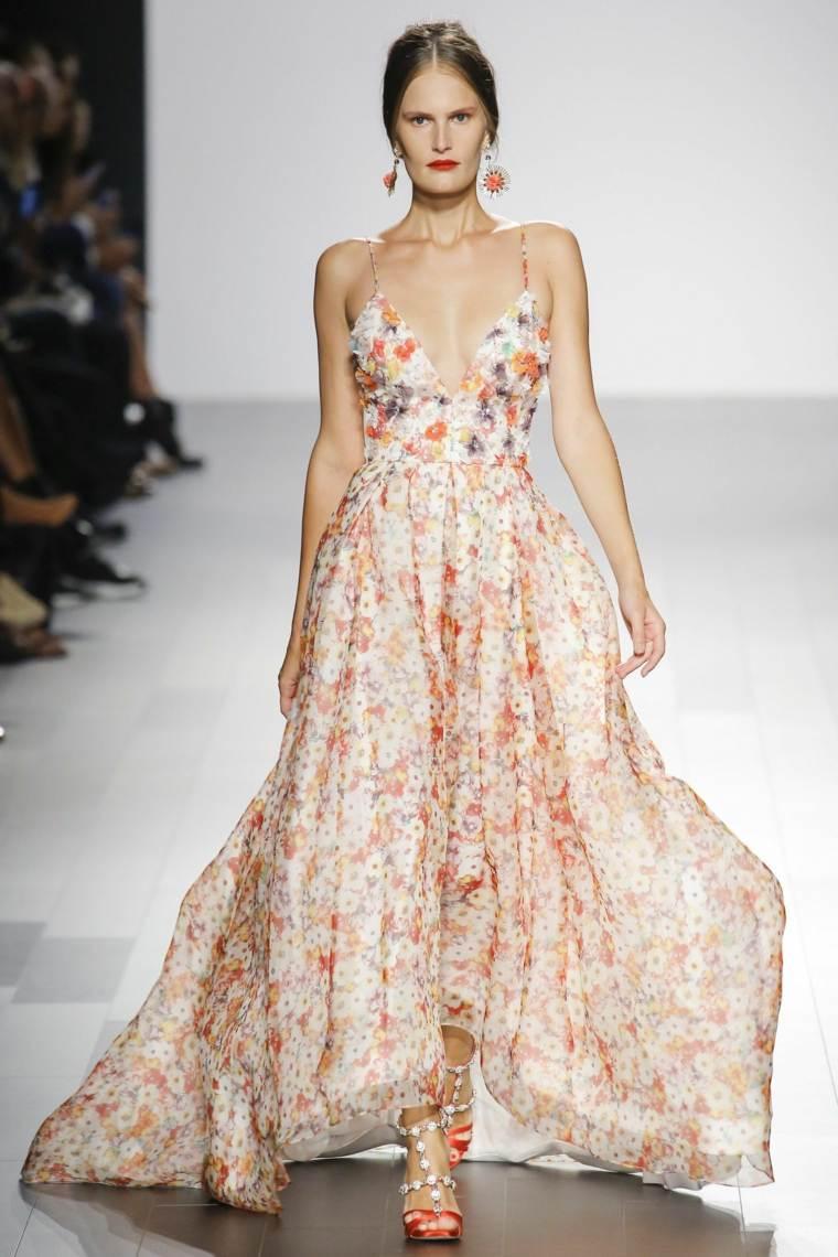 Badgley-Mischka-vestido-largo-flores