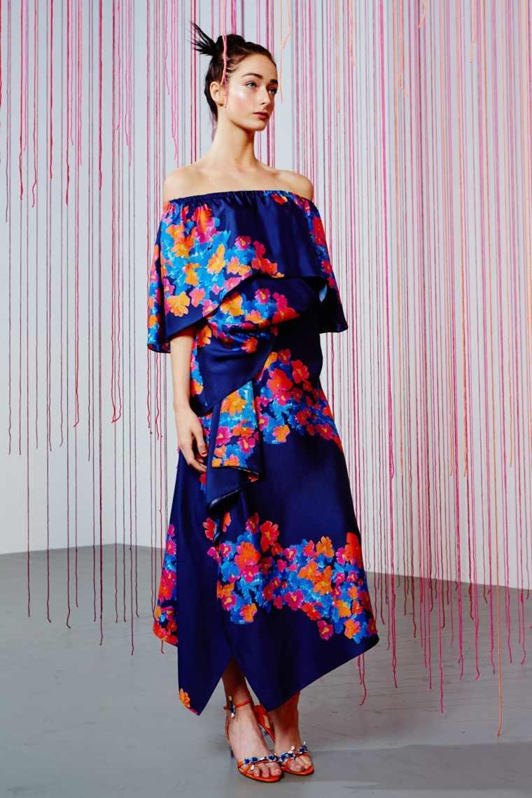 Tanya-Taylor-vestido-tendencias-primavera-2018-estilo