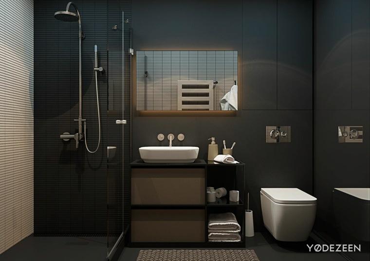 baño-negro-mate