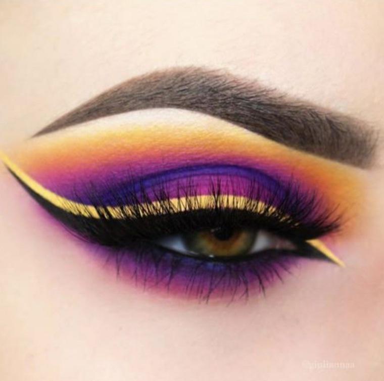 base de maquillaje-colores-ojos-verano