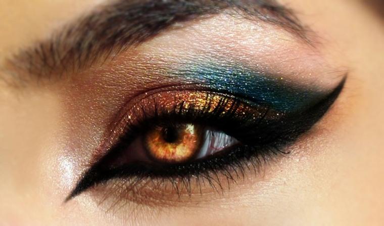 brochas para maquillaje-ojos-verano