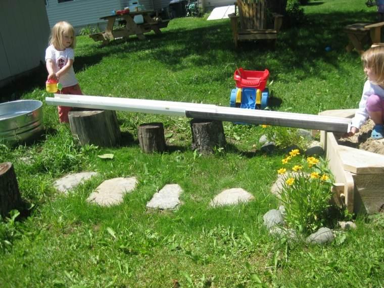 ideas para parques de juegos infantiles