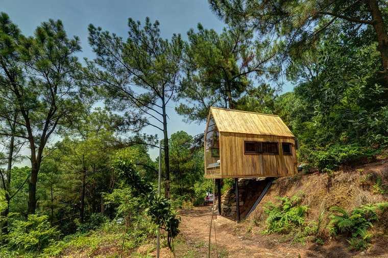 casa-bosque-Chu-Van-Dong-diseno-moderno
