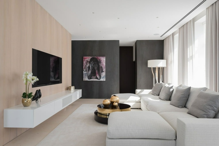 casas estilo minimalista-modernas-elegantes