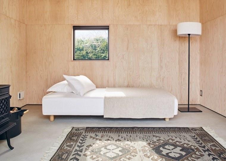 casas pequeñas y bonitas-ideas-Muji-interior