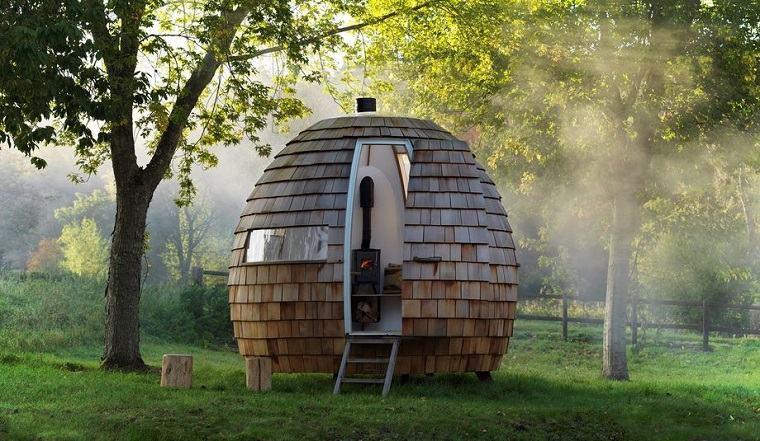 casas-pequenas-y-bonitas-ideas-casa-redonda-podmakers-diseno-original