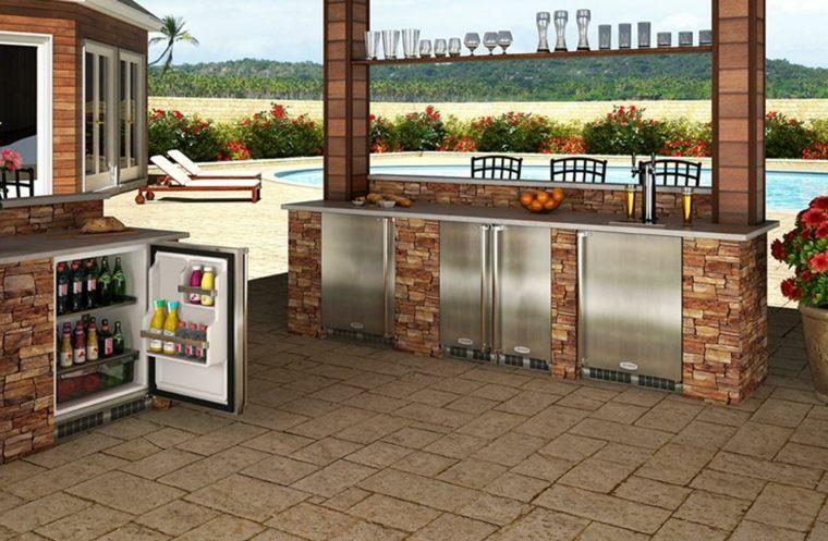 cocinas modernas-decorar-exterior