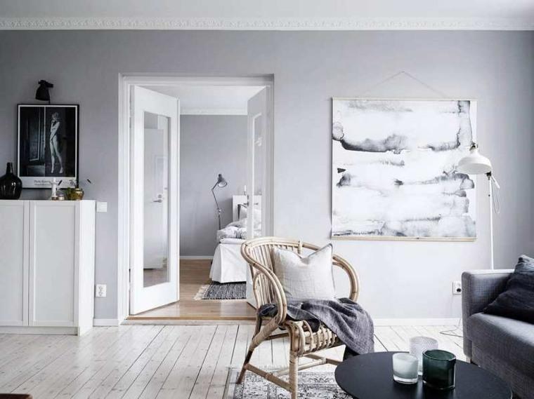 colores para interiores-estilo-escandinavo