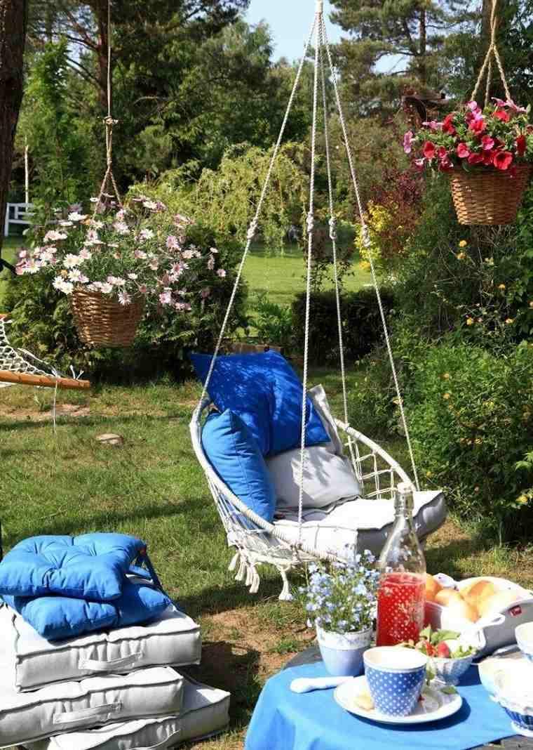 columpios para jardín-disenos-tipo-silla