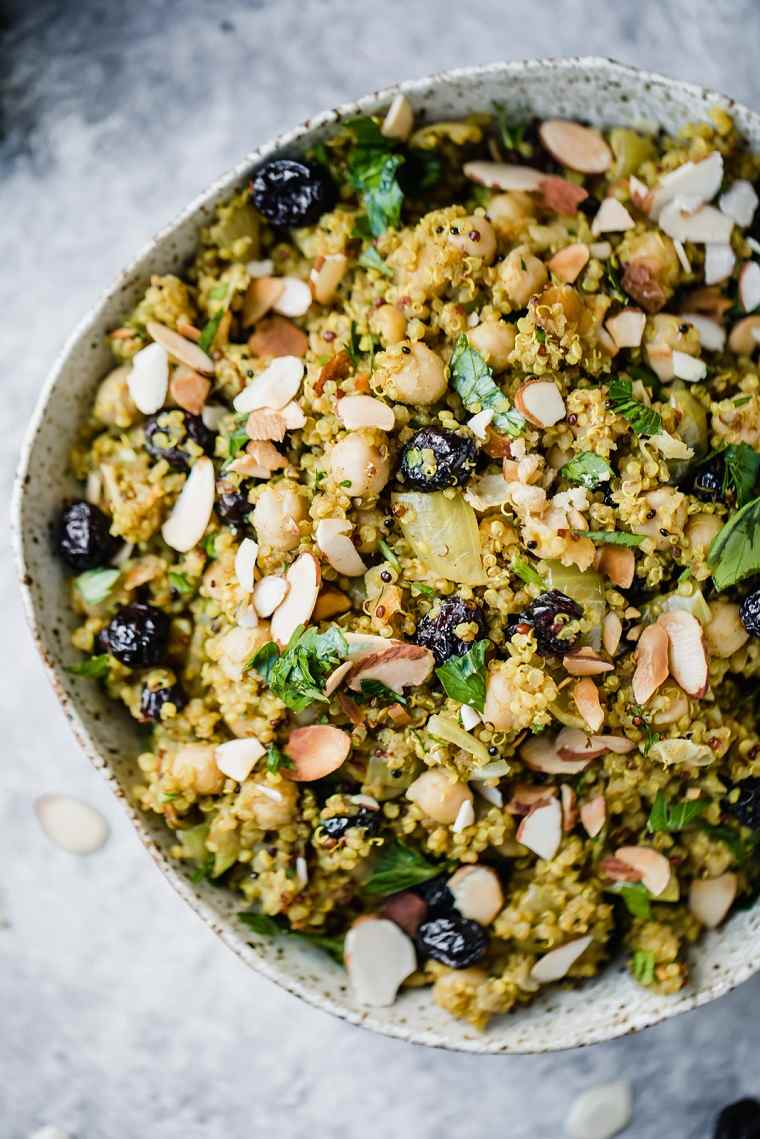 comida-vegana-recetas-faciles-opciones-ensalada-quinoa-garbanzo