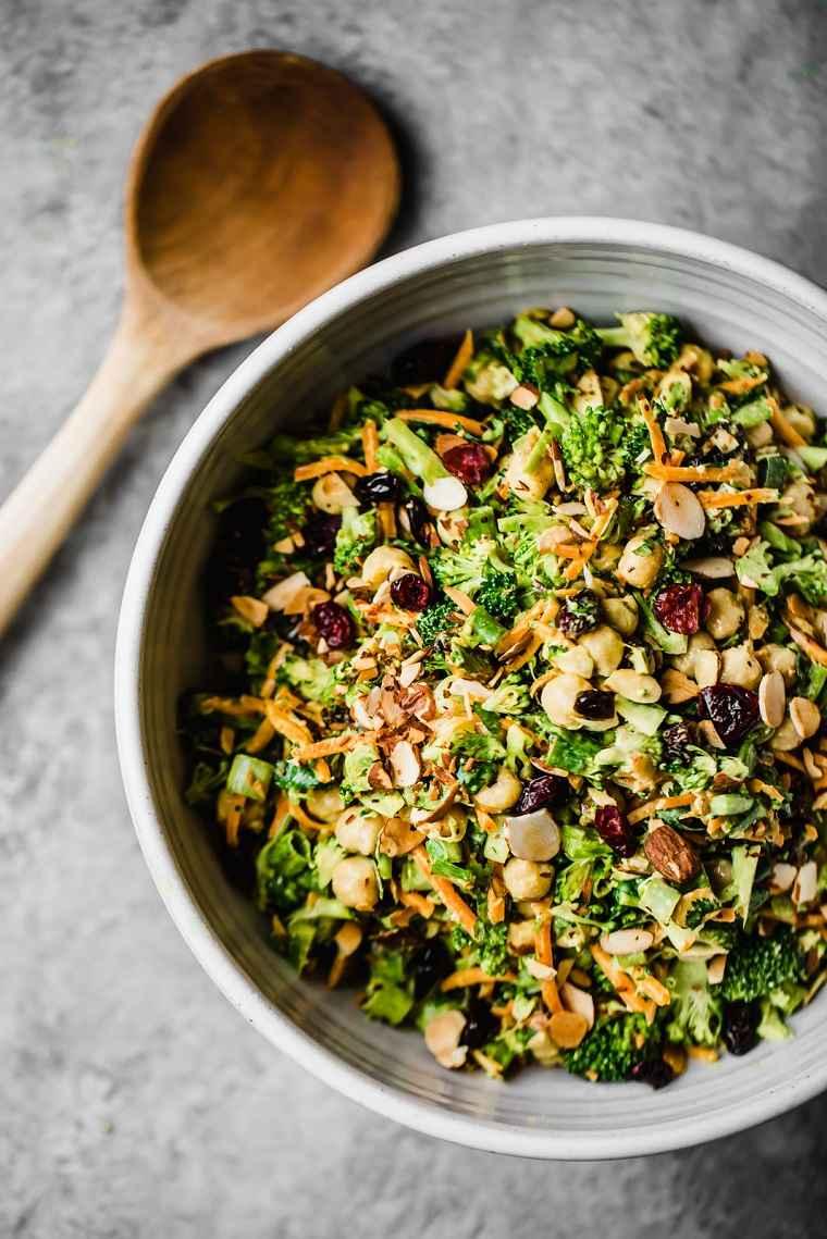 comida vegana recetas-faciles-opciones-ensalada
