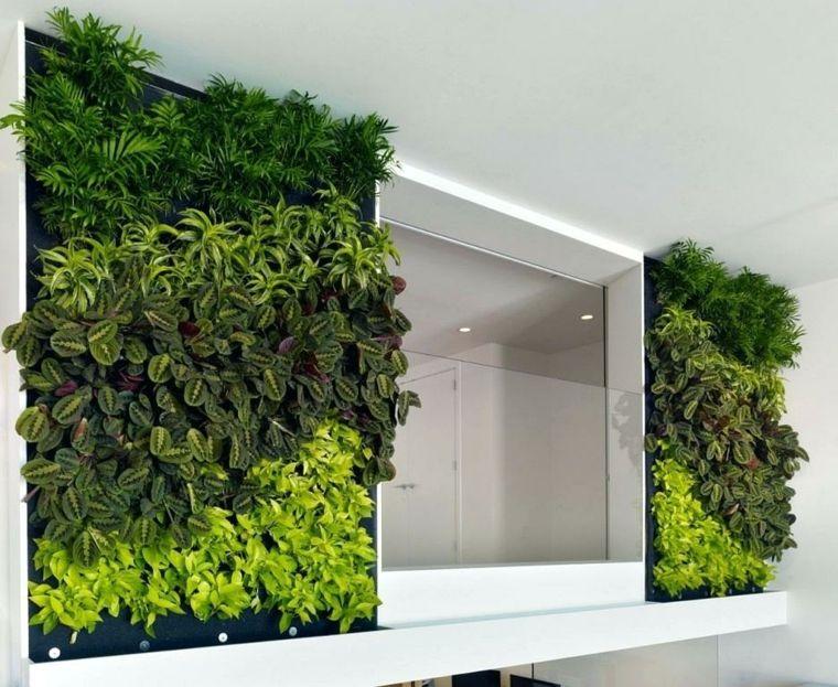 como hacer un jardin-vertical-interiores