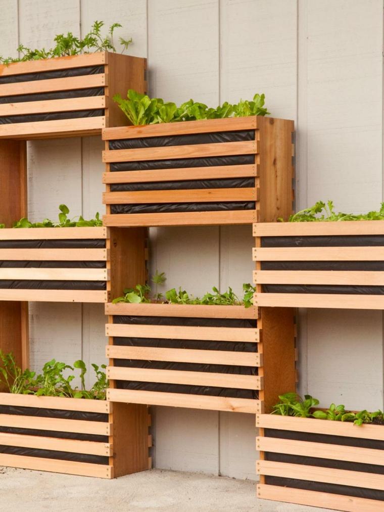 Como hacer un jardin vertical y su dise o en los - Hacer un jardin ...