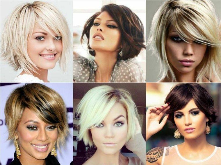 Peinados para el corte de pelo bob
